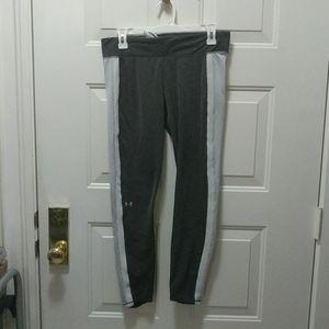 Size L women's Cold Gear compression leggings